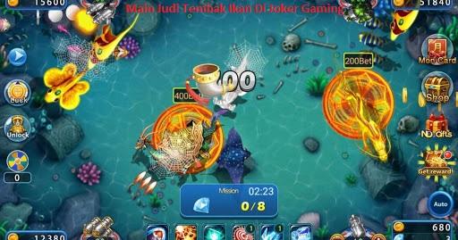 Main Judi Tembak Ikan Di Joker Gaming