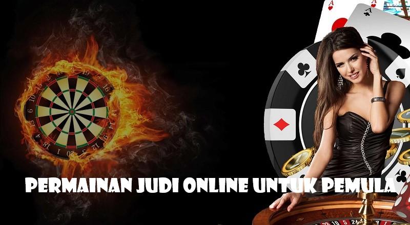 Permainan Judi Online Untuk Pemula
